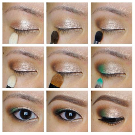 Eyeshadow Daily incorporating a bold eyeshadow in daily makeup using