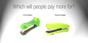 Study will people actually pay more for quot cute quot products agbeat