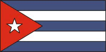 cuban colors cuban flag
