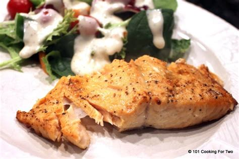 oven baked butter lemon salmon recipe just a pinch recipes