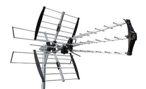 vhf uhf hdtv fringe yagi outdoor television antenna uhd 4k tv review