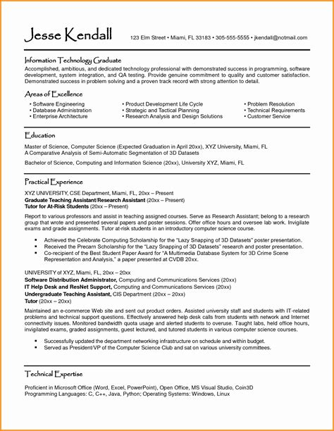 Scholarship Resume by 12 New Scholarship Resume Template Resume Sle Ideas