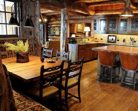 beautiful log cabin dining rooms the 30 best images about beautiful log cabin dining rooms
