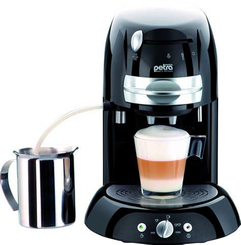 petra kaffeemaschinen test top