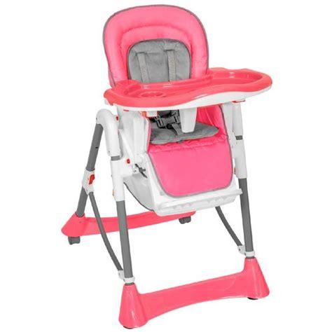 chaise haute pour enfant chaise haute accessoires de b 233 b 233 achat vente