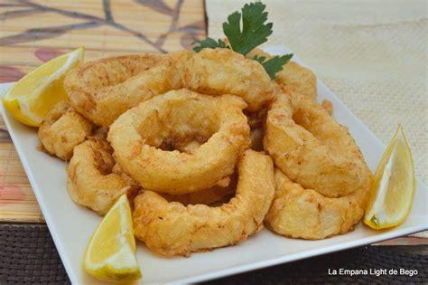 como cocinar el calamar la empana light de bego calamares a la romana tiernos y