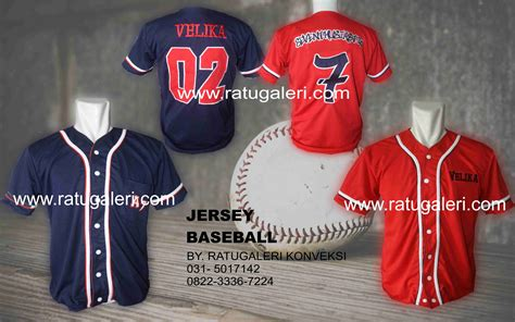 Topi Lari Nyaman contoh desain jersey baseball seventhusiastickonveksi surabaya kaos seragam dan pabrik jaket