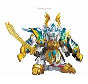Gotaitei Sonken Gundam Korinpaku SD Model Kits