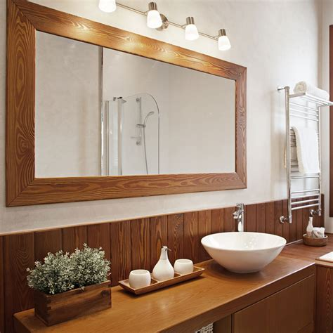 how to hang a large bathroom mirror how to hang a heavy mirror family handyman