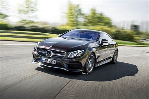 mercedes 2018 e coupe article mbworld org forums