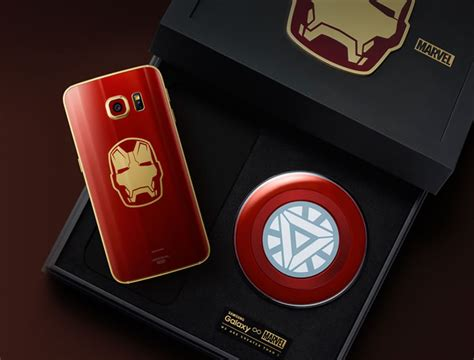 Samsung S6 Ironman Limited Edition the age of the iron phone is upon us