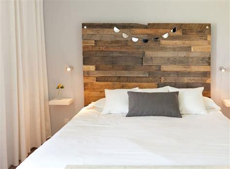 palette tete de lit 1192 1001 mod 232 les pour une t 234 te de lit en palette de bois diy