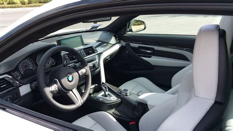 Bmw Opal White Interior by Silverstone Interior Question