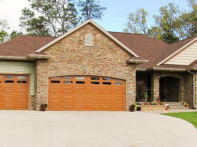 Residential Garage Doors Garage Door Styles Cedar Overhead Door Cedar Rapids Iowa