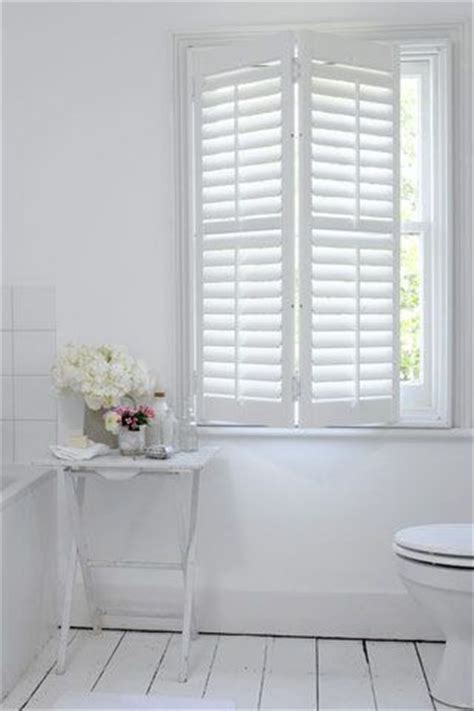 bathroom shutters interior 17 best images about shutters on pinterest white