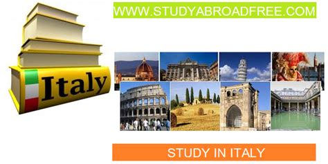 Mba In Italy Without Ielts by Study In Italy For Free 2018 Study In Italy Without