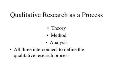 pattern analysis in qualitative research qualitative research