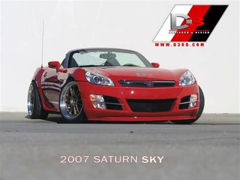 saturn sky coilovers d3auto 2007 saturn sky specs photos modification info at