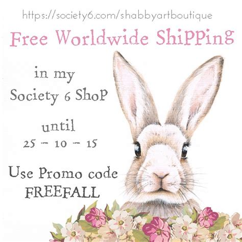 what s new in my store and free shipping shabby art