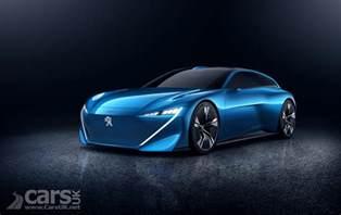 Peugeot Concept Peugeot Instinct Concept Showcases Peugeot S Future Design