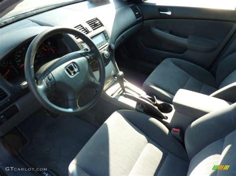 gray interior 2003 honda accord ex sedan photo 69465493