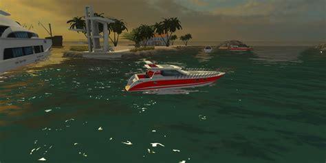 farming simulator boat videos ls 15 sport boat for giants map v 2 traktortuning mod f 252 r