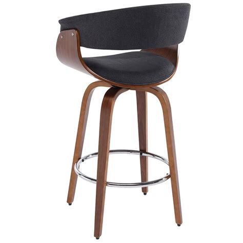 Charcoal Grey Bar Stools by Nspire Holt 26 Quot Counter Stool Charcoal Grey 203 981ch