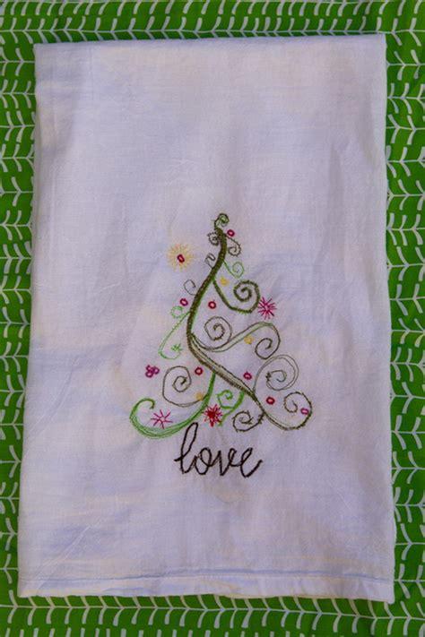 Handmade Tea Towels - handmade tea towel