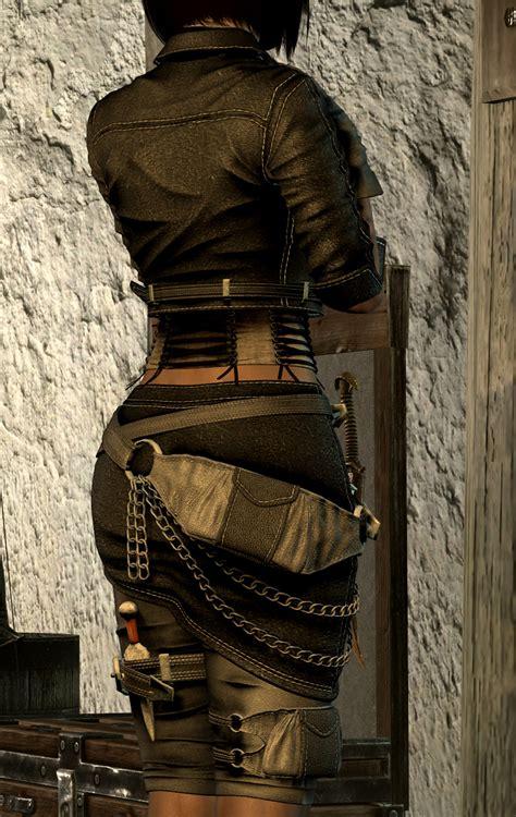 skyrim spriggan armor mod skyrim unp armor mods nexus