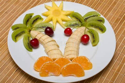 frutti free z price fruit in the form of palm stock image image of assortment