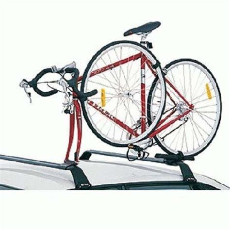 Best Roof Mounted Bike Rack by Rola Roof Top Fork Mounted Bike Carrier Bcf1 Ebay