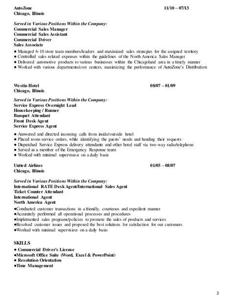 Porter Resume by Brian Porter Resume 2016