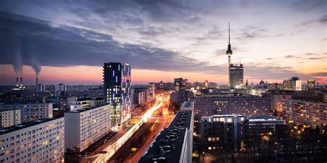 Cityscape Wallpaper by Berlin City Mapsfortravel