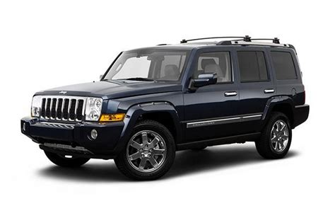 Jeep Commander 2009 2009 Jeep Commander Sport 4x4 Jeep Colors