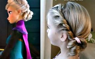 american freeze style hairdo 20 cute hairstyle ideas for little girls