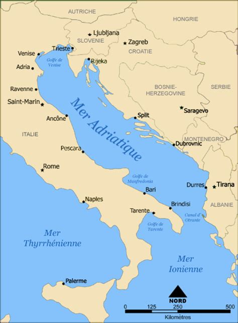 adriatic sea map file adriatic sea map fr png