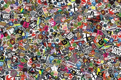 Wir Kaufen Dein Auto 9020 by Sticker Bomb Folie Comic Folie Mit Echten Logos 152x100cm