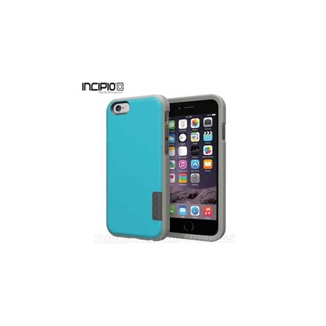 iphone 6 gris funda incipio phenom iphone 6 6s azul gris