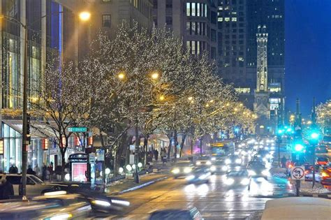 chicago holiday lights tour chicago travel guide