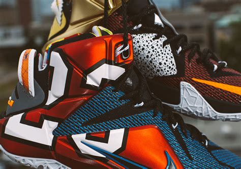 the new lebron sneakers the quot what the quot series continues with the lebron 12 se
