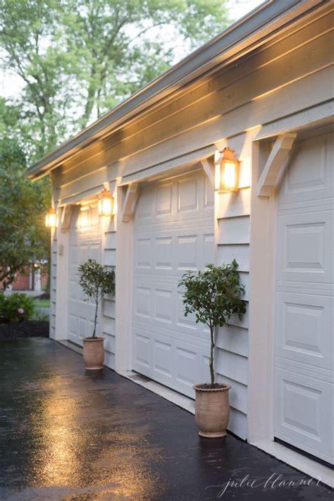 beautiful outdoor lighting perfect  garages