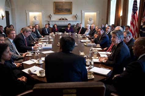 What Are The Cabinet File White House Cabinet Meeting January 2012 Jpg