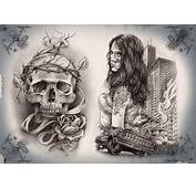 Gangster Tattoo Art And Designs  Page 13