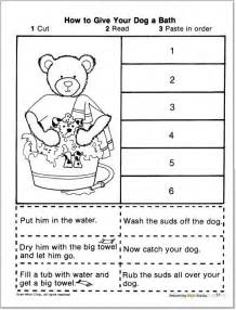 12 best images of number sequence worksheets story