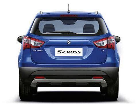 Maruti Suzuki Motors India Maruti Suzuki S Cross Bookings Open Launch Soon The