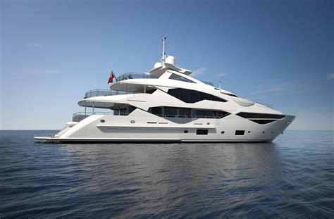 new boats sunseeker to launch new 131 yacht at the london boat show
