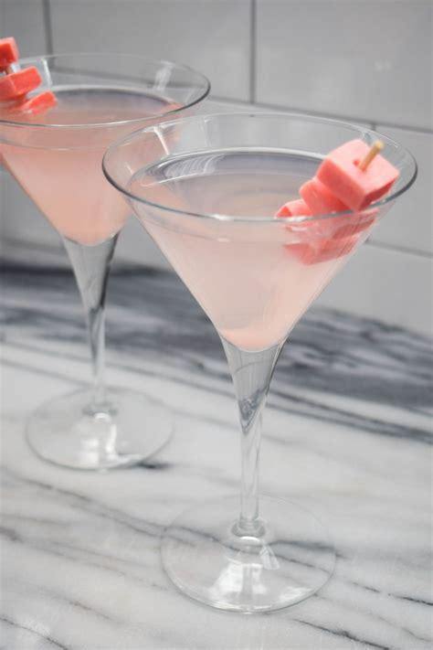pink starburst martinis boston chic party