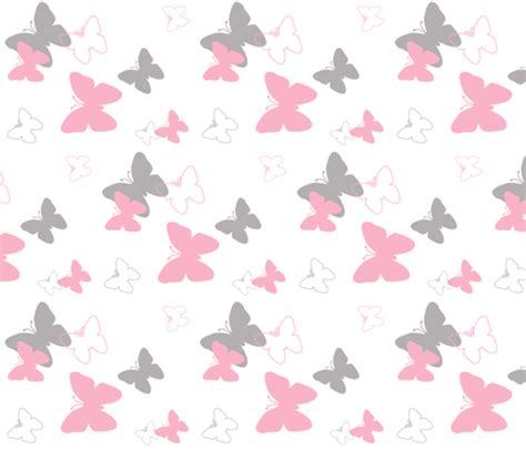 pink and grey pattern wallpaper pink grey gray butterfly pattern fabric dec studios