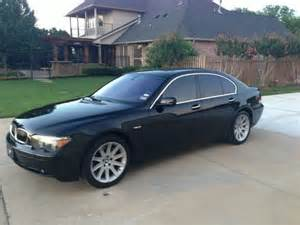 2005 Bmw 745i Sell Used 2005 Bmw 745i Sedan 4 Door 4 4l In Allen