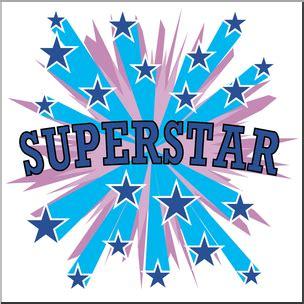 superstar clipart clip starburst superstar color i abcteach abcteach
